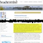 Beachcomber, Nov. 18, 2011